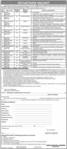 District & Session Court Sheikhupura Jobs 2020