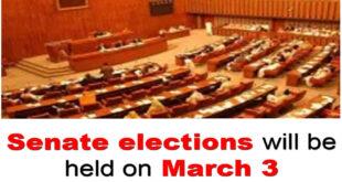 Senate Elections 2021 Pakistan