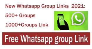Join BEST 999+ Whatsapp group link