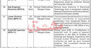 Public Sector Organization PO Box 782 Peshawar Jobs July 2021